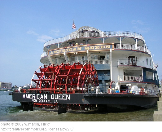 American Queen To Visit Henderson Ky