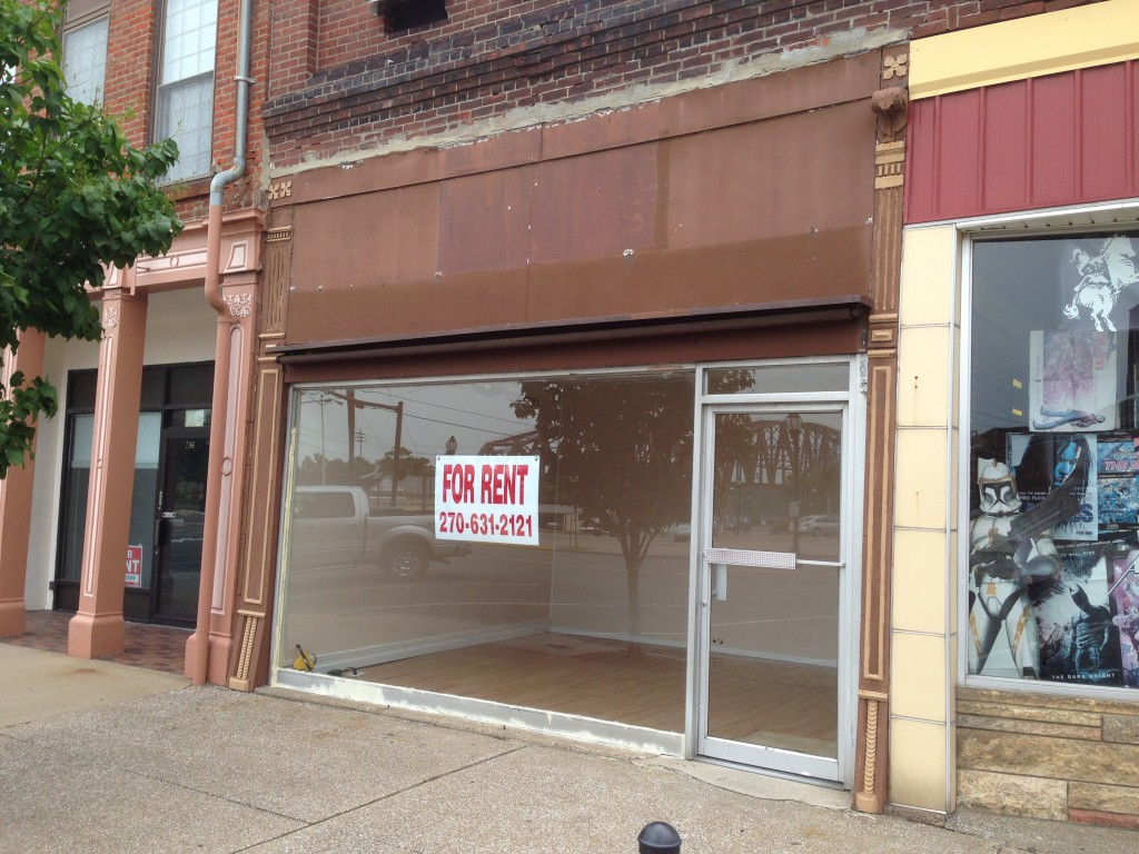 234 N Main St, Henderson KY Retail Office Space for Rent